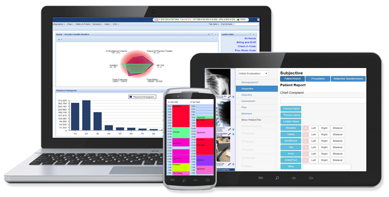 Multi-Specialty Practice Management Solution